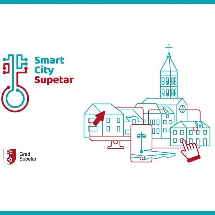 Smart City Supetar