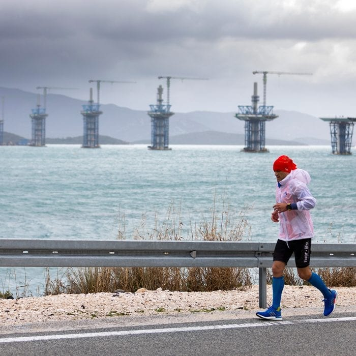 Gold Ribbon – 7 Marathons in 7 Days