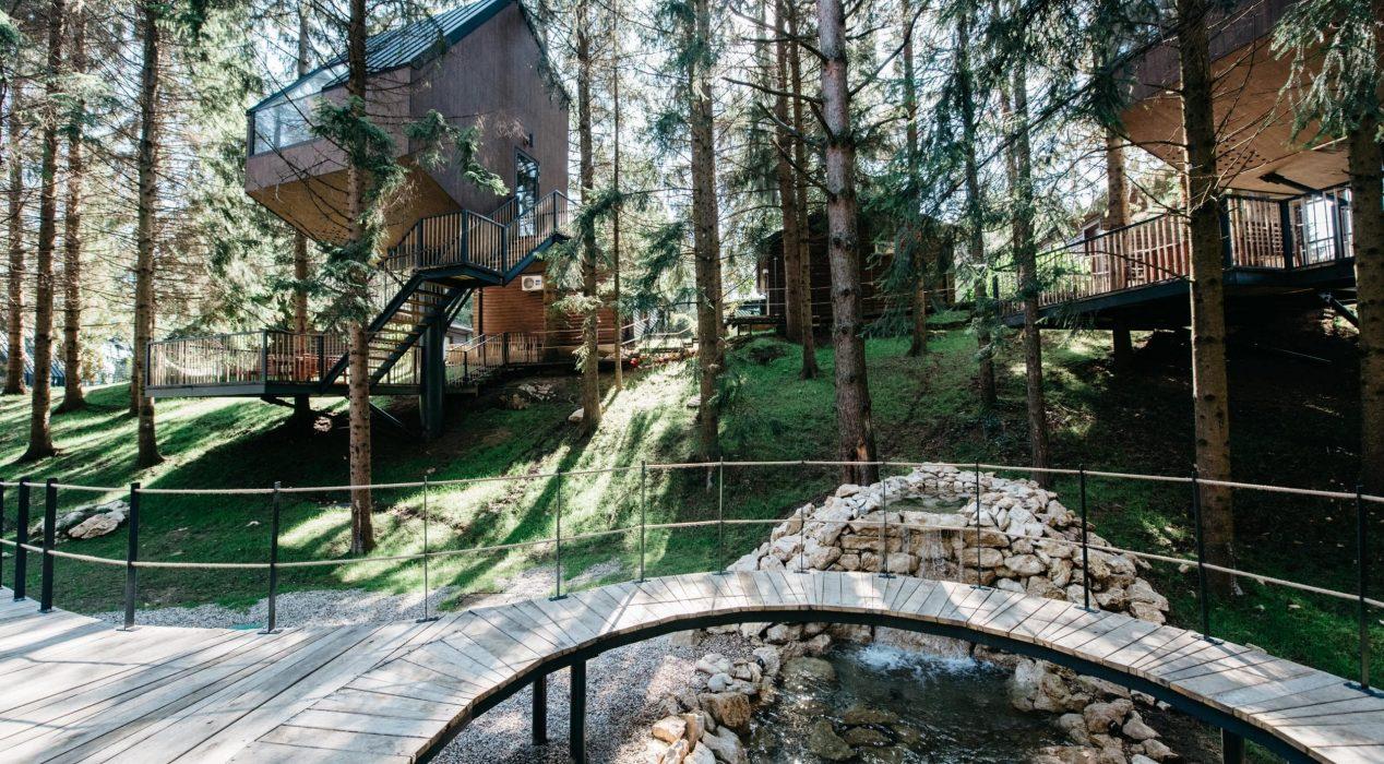 Glavni vizual - Plitvice Holiday resort -min